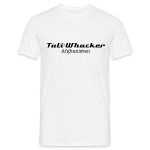 Tali-Whacker - Men's T-Shirt