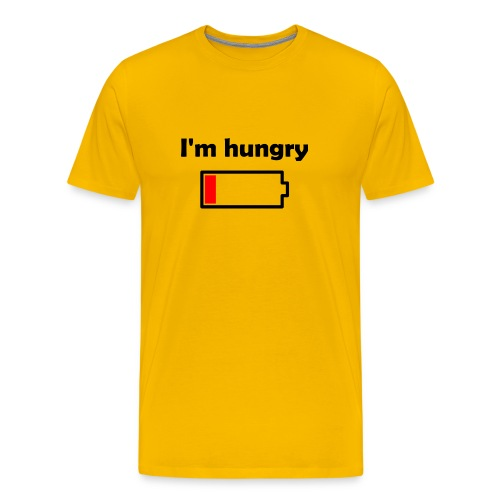Im Hungary  - Men's Premium T-Shirt