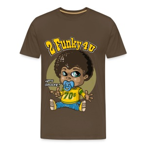 t-shirt FUNKY - T-shirt Premium Homme