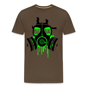 Toxic Mask - Men's Premium T-Shirt