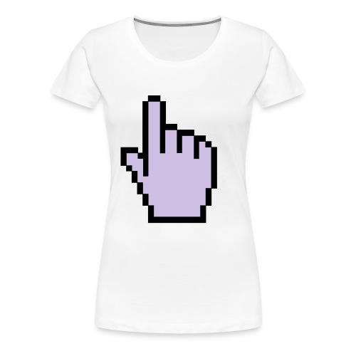 GNERK Click top female - Women's Premium T-Shirt