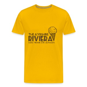 Ayrshire Riviera - Men's Premium T-Shirt