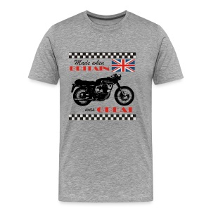 Made when Britain was Great - Maglietta Premium da uomo