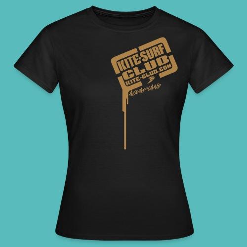 Bidi Girl - Frauen T-Shirt