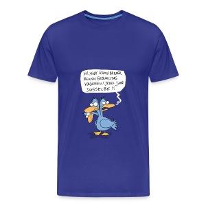 Alles Gute zum Geburtstag! - Männer Premium T-Shirt
