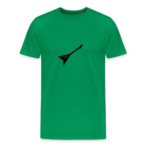 Guitar Shirt - Männer Premium T-Shirt