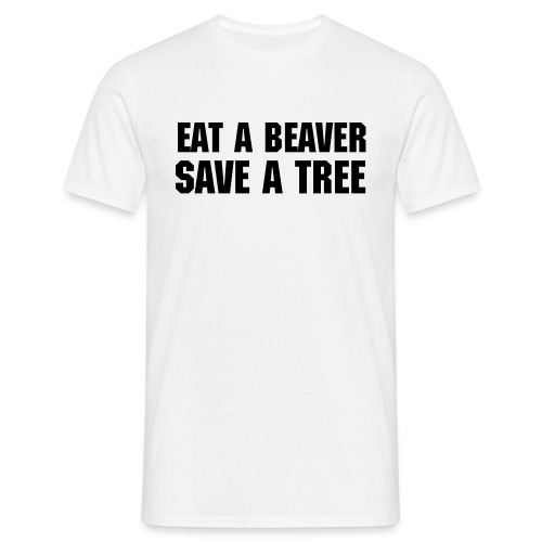 Save a Tree! - Men's T-Shirt