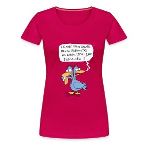 Alles Gute zum Geburtstag! - Frauen Premium T-Shirt