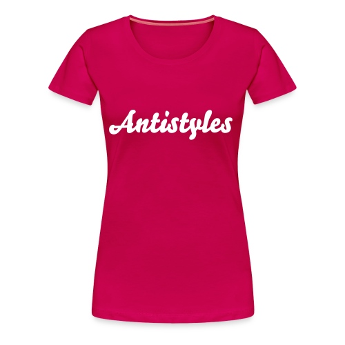 Antistyles - girl - Frauen Premium T-Shirt