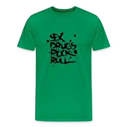 Sex, drugs and Rock 'n' roll - Männer Premium T-Shirt