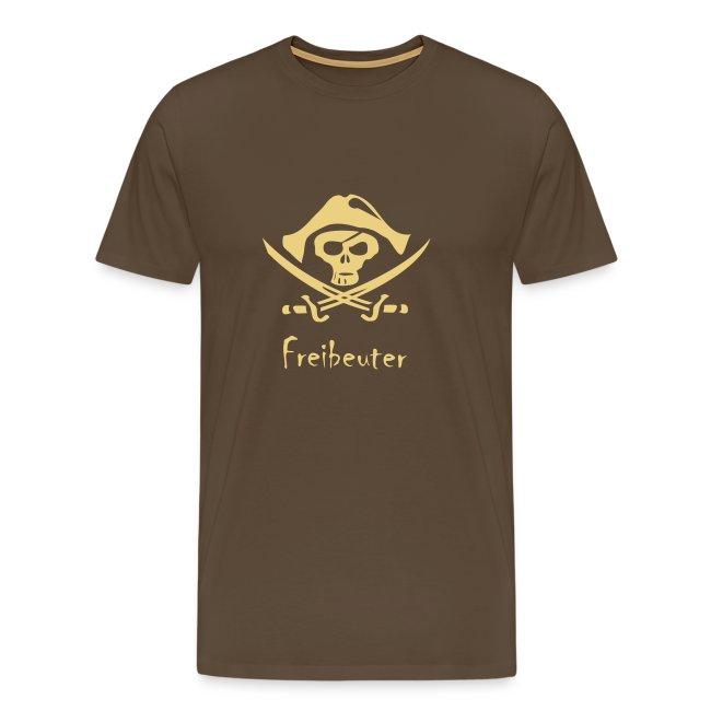 Freibeuter + Backprint