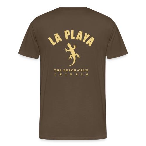 Freibeuter + Backprint - Männer Premium T-Shirt