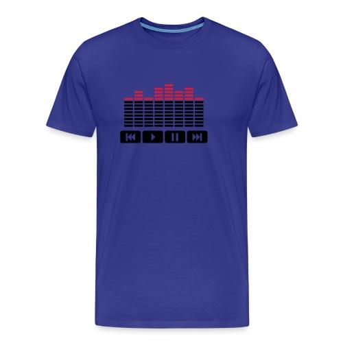 Turn it up! - Männer Premium T-Shirt