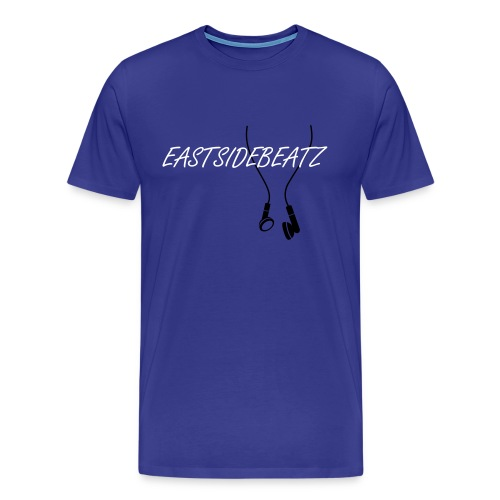 ESBZ Earphone - Männer Premium T-Shirt