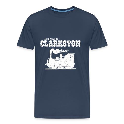 Last Train to Clarkston - Men's Premium T-Shirt