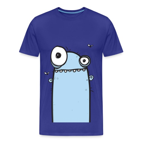 Blue Boil Barry Mens T-shirt - Men's Premium T-Shirt