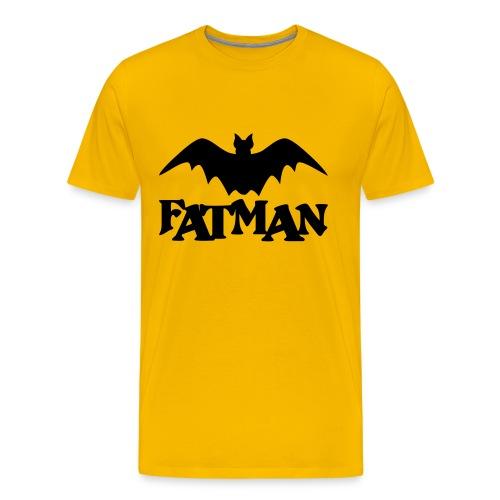FATMAN! - Men's Premium T-Shirt