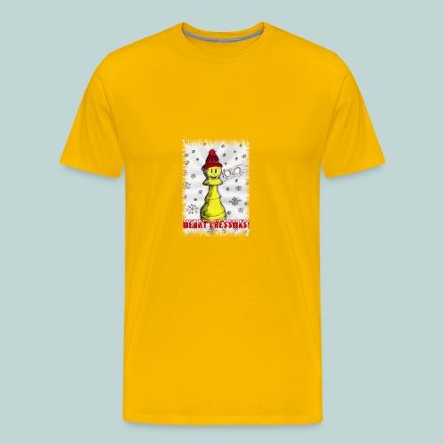 Merry chessmas 2 - Männer Premium T-Shirt
