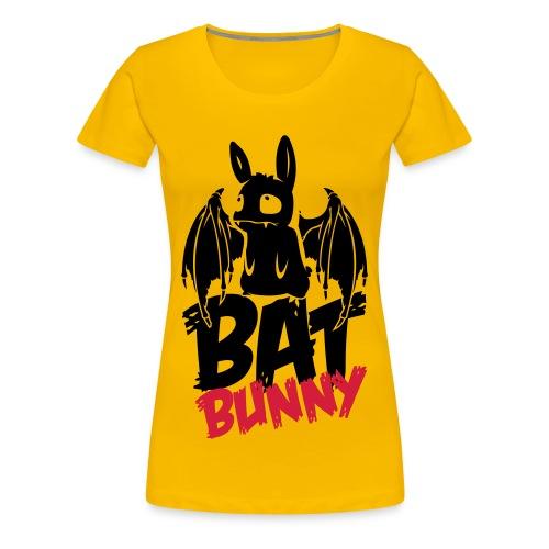Bat Bunny - Women's Premium T-Shirt