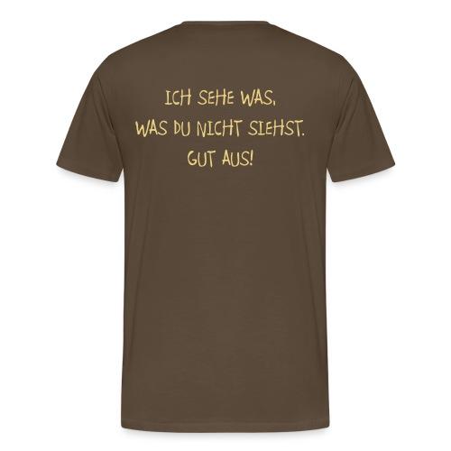 T-Shirt good lucking - Men's Premium T-Shirt