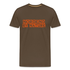 NORDEND BY NATURE - Männer Premium T-Shirt