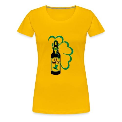 Ms. Paddys - Dame premium T-shirt