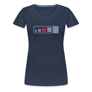 Geocaching Regular Cache - Frauen Premium T-Shirt