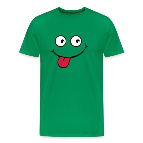 Smilie - Männer Premium T-Shirt