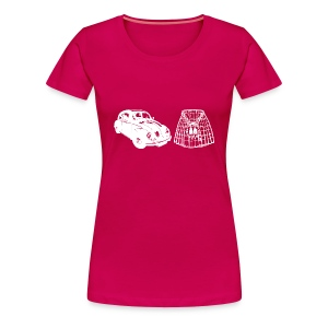 Cardonald - Women's Premium T-Shirt