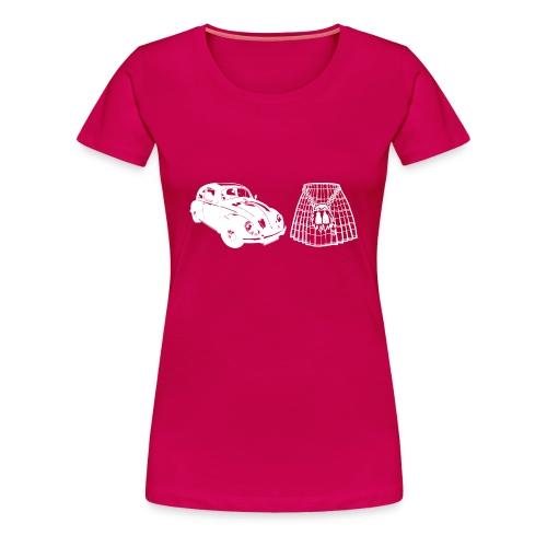 Cardonald - Women's Premium T-Shirt