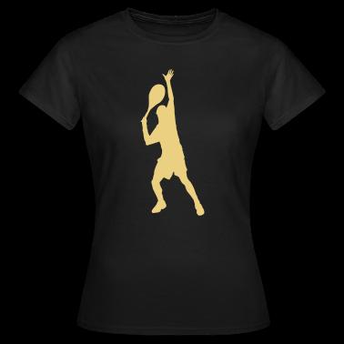 tennis sport T-Shirts
