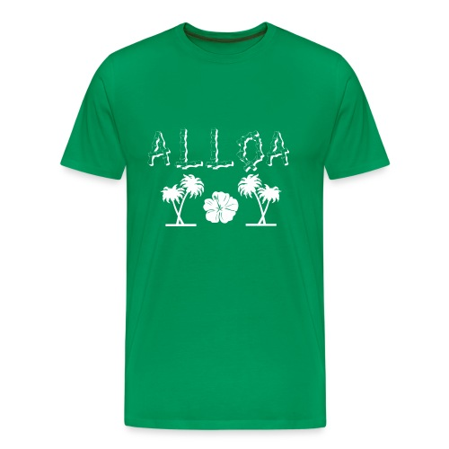 Alloa - Men's Premium T-Shirt