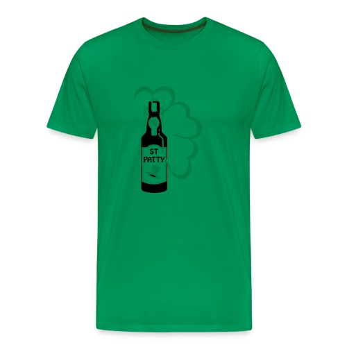 Mr. Paddys - Herre premium T-shirt