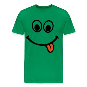 Smile Face - Men's Premium T-Shirt