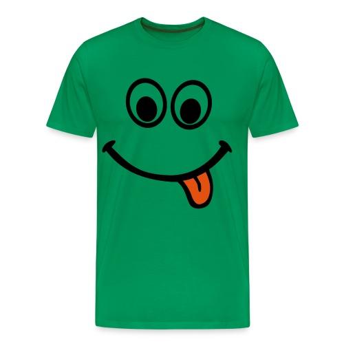 Smile Face - Men's Premium T-Shirt