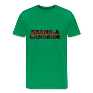 Shang-A-Langside - Men's Premium T-Shirt