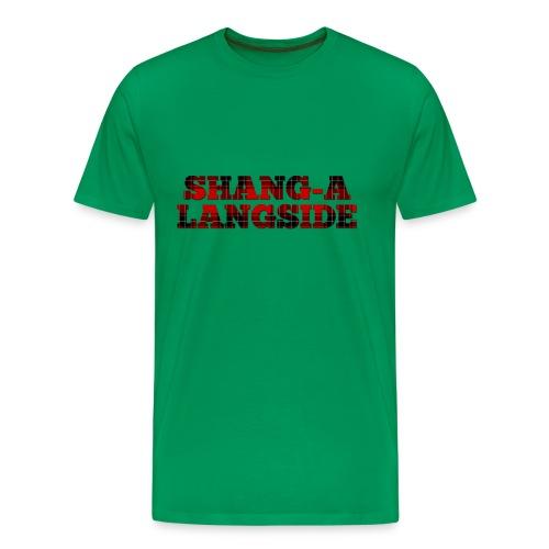 Shang-A-Langside - Men's Premium T-Shirt