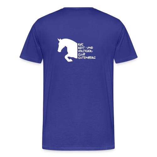 Herren T-Shirt klassisch - Männer Premium T-Shirt