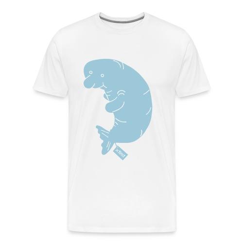 Beatrice Barth Riesenseekuh - Männer Premium T-Shirt