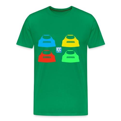 T-shirt Ligne ST11 AM - T-shirt Premium Homme