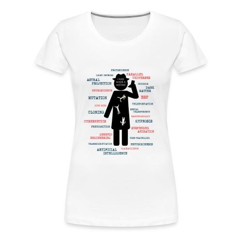Fringe - I had made a mistake - Camiseta premium mujer