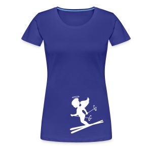 Ladies Ski Tee  - Women's Premium T-Shirt