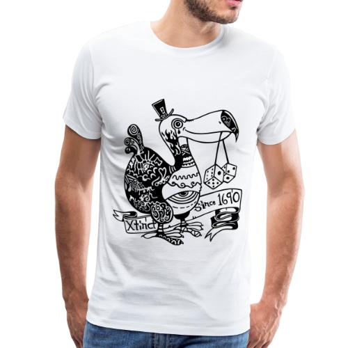 Wotto Dodo - Männer Premium T-Shirt