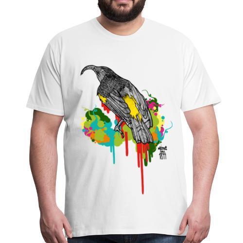 Casiegraphics Hawaii Mamo - Männer Premium T-Shirt