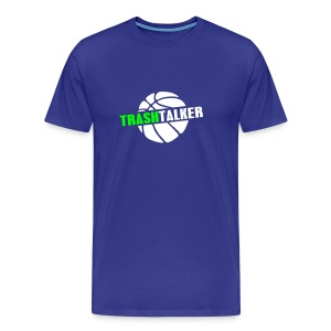 Trash Talker - Mannen Premium T-shirt