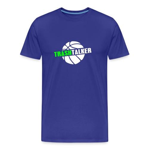 Trash Talker - Mannen Premium T-shirt