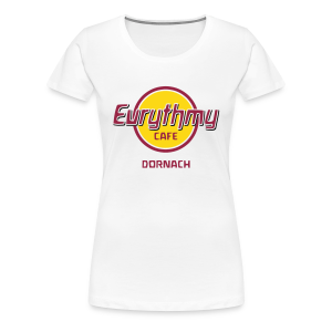 Eurythmy Cafe Girlie-Shirt - Frauen Premium T-Shirt