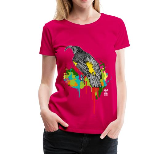 Casiegraphics Hawaii Mamo - Frauen Premium T-Shirt