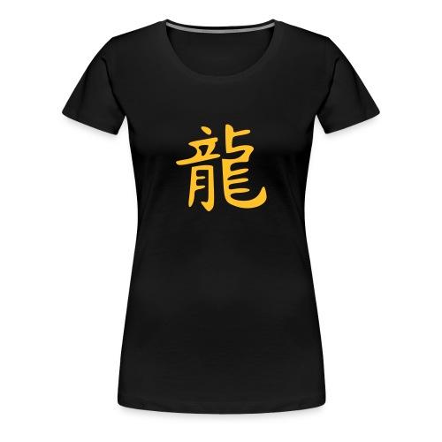 Damen Dragon - Frauen Premium T-Shirt