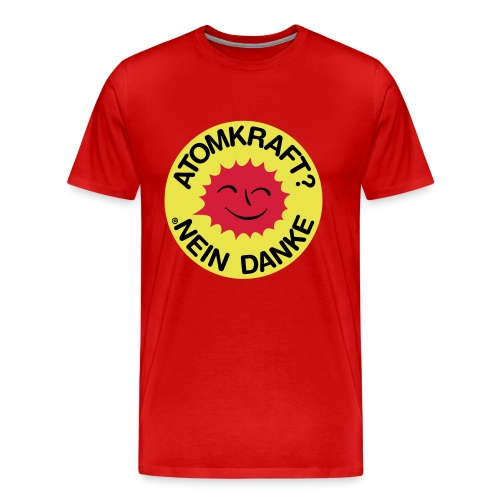 AKW Männer - Männer Premium T-Shirt